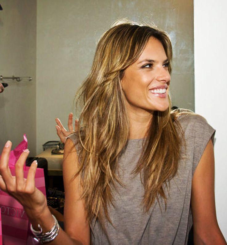 Incredible 1000 Ideas About Victoria Secret Haircut On Pinterest 8Th Grade Short Hairstyles Gunalazisus