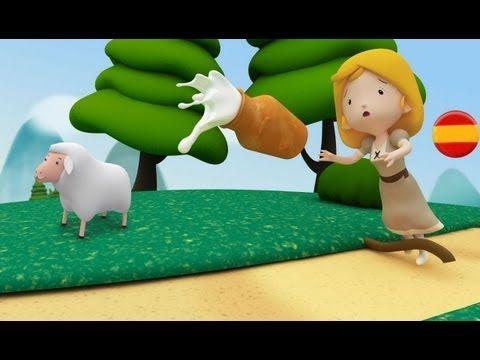 LA LECHERA - Cuentos infantiles en español - YouTube
