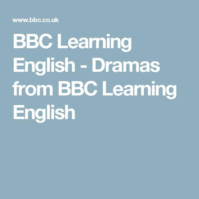 BBC Learning English - Dramas from BBC Learning English