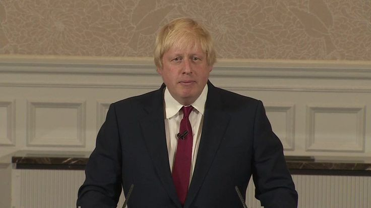 Boris Johnson out of Conservative leadership contest - BBC News