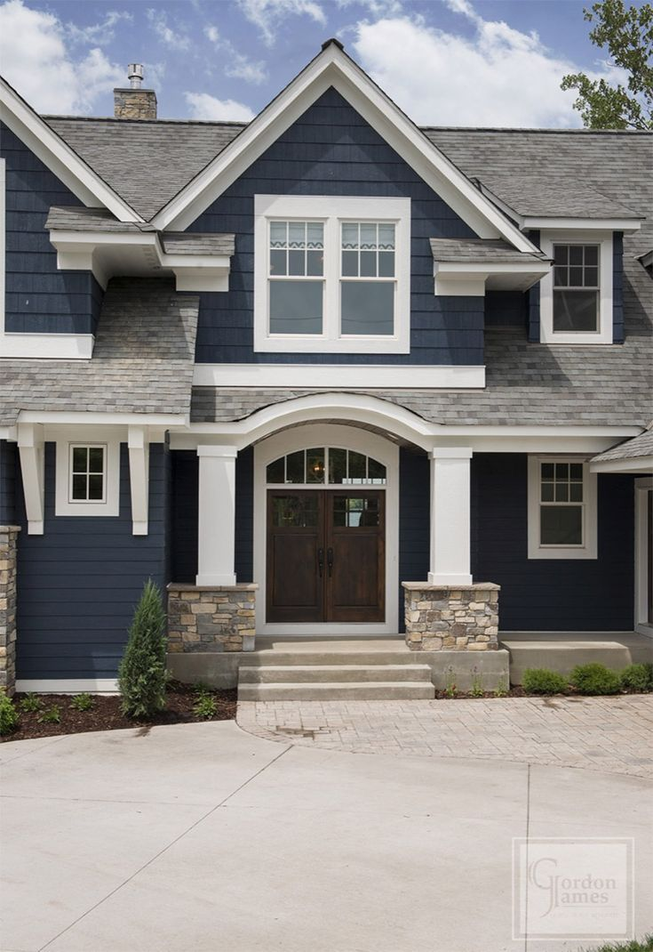Most Popular Exterior House Colors Bing Images House Paint