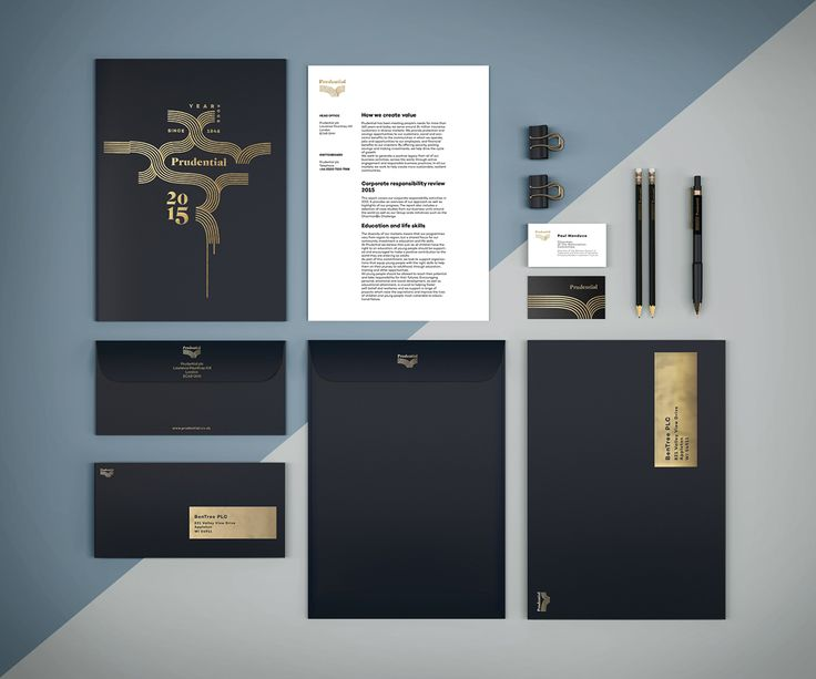 Branding And Web Design for Prudential PLC on Branding Served