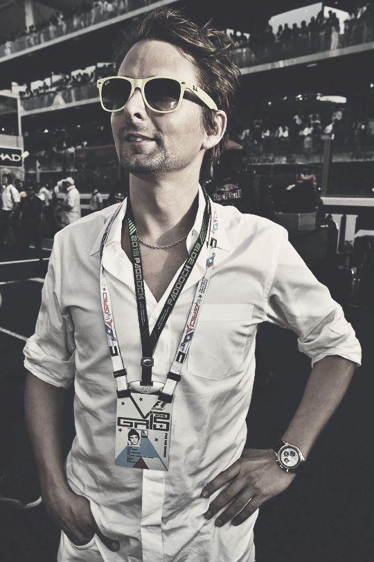 Matt Bellamy <3  ~ MUSE