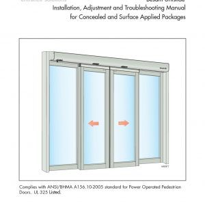 Besam Unislide Automatic Sliding Doors