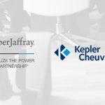 Piper Jaffray et Kepler Cheuvreux annoncent un accord de distribution exclusif de la recherche sur les actions américaines et européennes