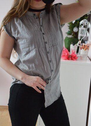 Kup mój przedmiot na #vintedpl http://www.vinted.pl/damska-odziez/koszule/16647673-koszula-w-paseczki-hm-bizneswoman-tumblr-instagirl