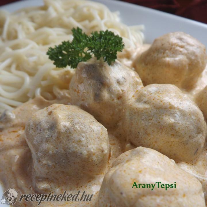 Bakonyi húsgolyók recept | Receptneked.hu ( Korábban olcso-receptek.hu)