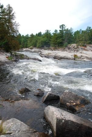 Five Fingers Rapids, French River