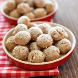 Interesting! Tahini Cookies
