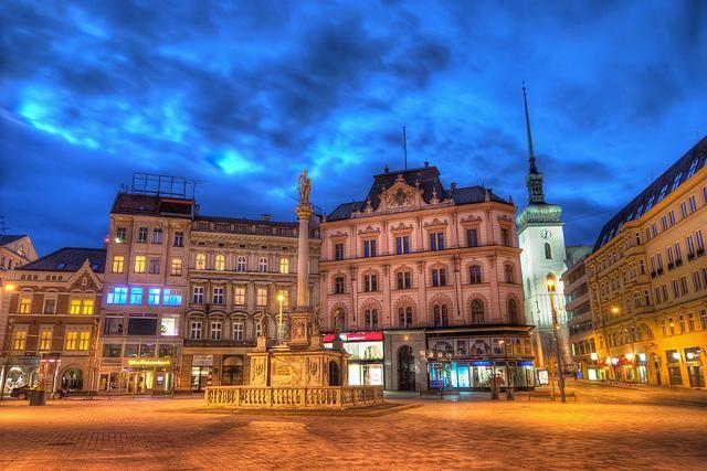 Brno, Czech Republic - Beautiful city rich in history