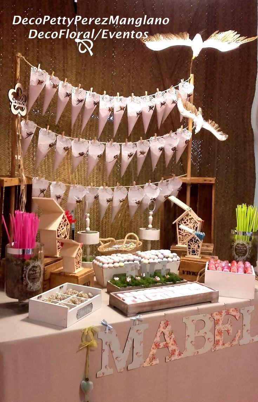 Rincón del dulce. Candy bar. candy table. mesa de dulces