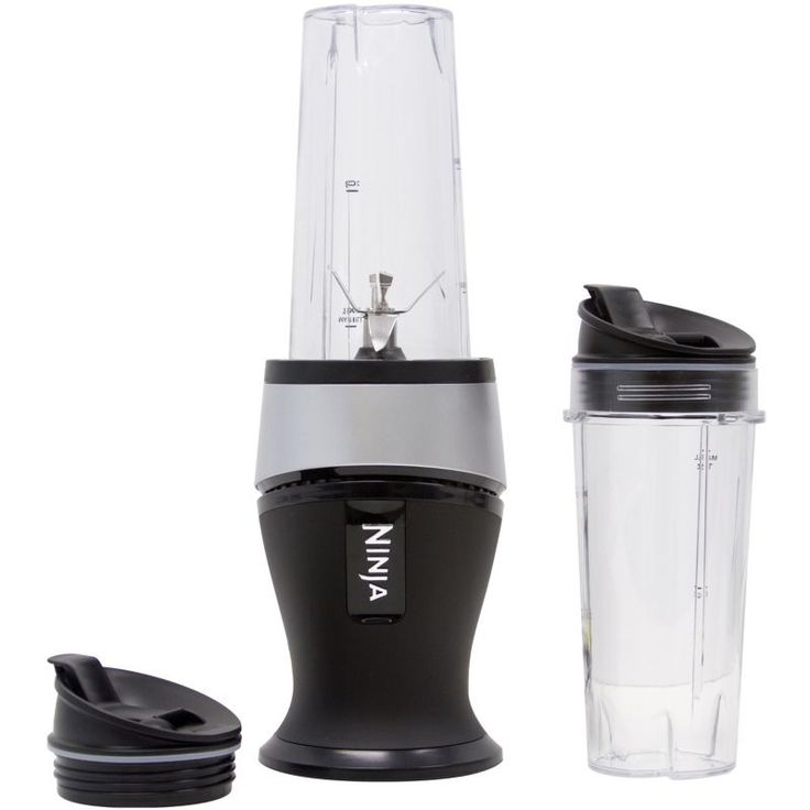 Ninja Fit Single Serve Blender, Gray