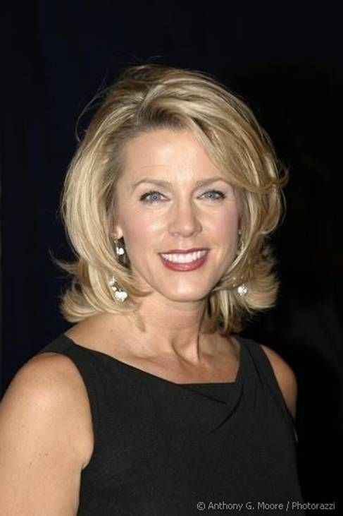 Image Result For Deborah Norville Hairstyles Medium Hair