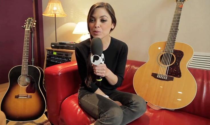 Interview de la chanteuse Berry !