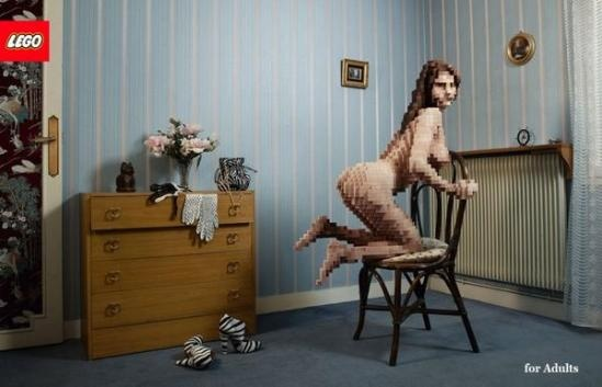 Jean Yves Lemoigne – Lego For Adults