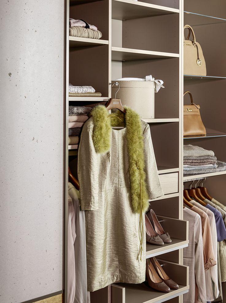 18 Ordnung Kleiderschrank Tipps Optimalen Einraumen Bilder ...