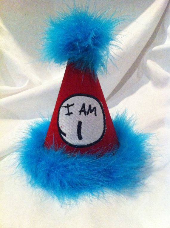 Hey, I found this really awesome Etsy listing at https://www.etsy.com/listing/126912129/birthday-hat-for-a-dr-seuss-party-fast