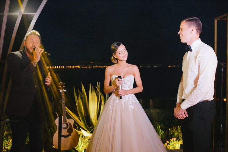 Luxury elegant wedding of Marina Luczenko and Wojciech Szczesny with singer James Arthur at Athens Greece planned by DePlanV