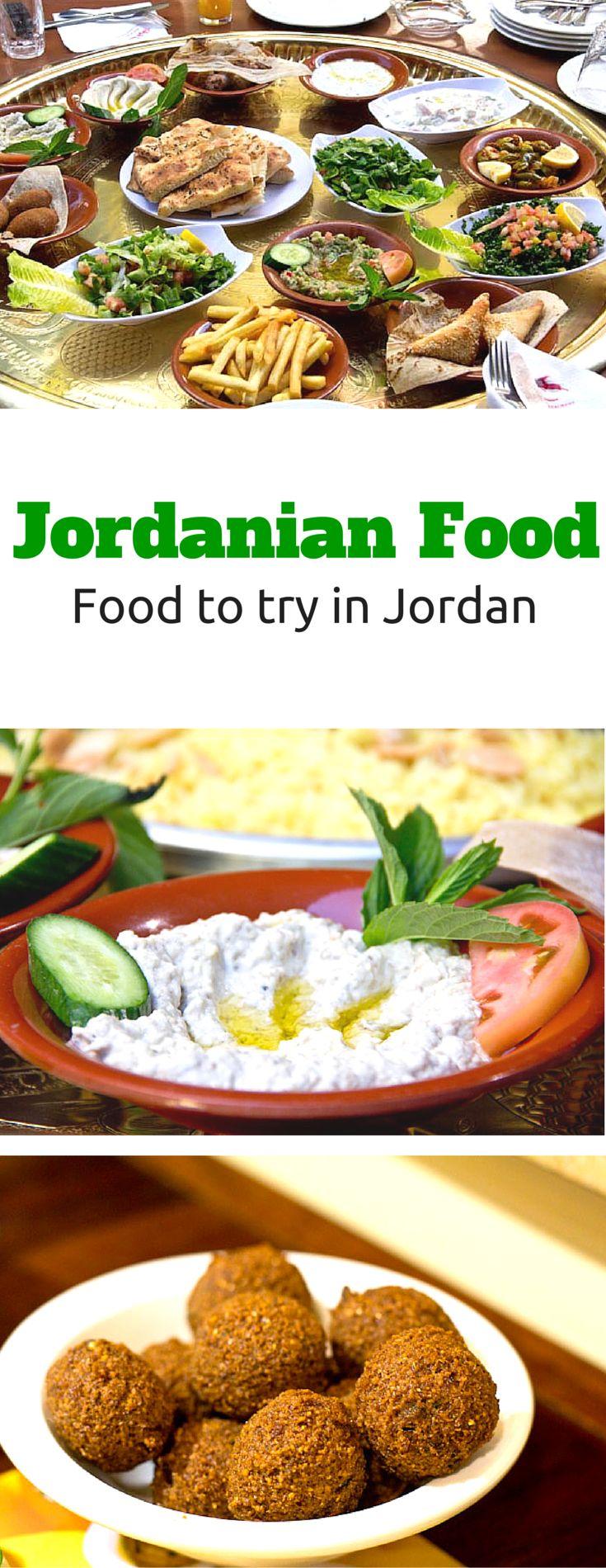 Jordanian Food: The ultimate list of what to eat in Jordan. ~ http://www.baconismagic.ca