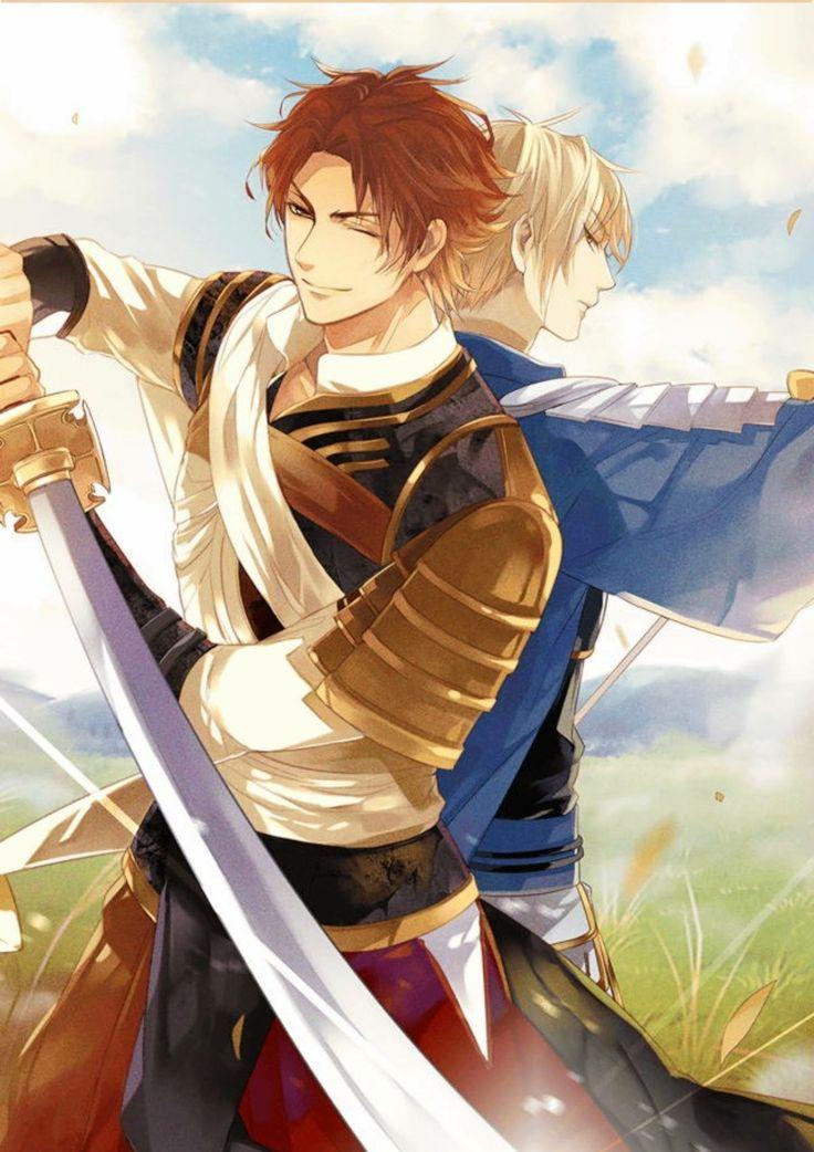 Ikemen Sengoku Anime, Awesome anime, Anime guys