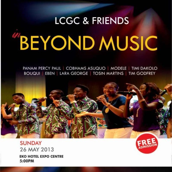 PHOTOS & VIDEOS: PANAM PERCY PAUL, BOUQUI, TIM GODFREY, LARA GEORGE, EBEN AND MORE JOIN LCGC FOR BEYOND MUSIC CONCERT THIS SUNDAY