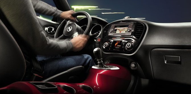 Nissan Juke interior #nissan #juke #interior #crossover #motorcycle #inspired #teamnissan #newhampshire #nh