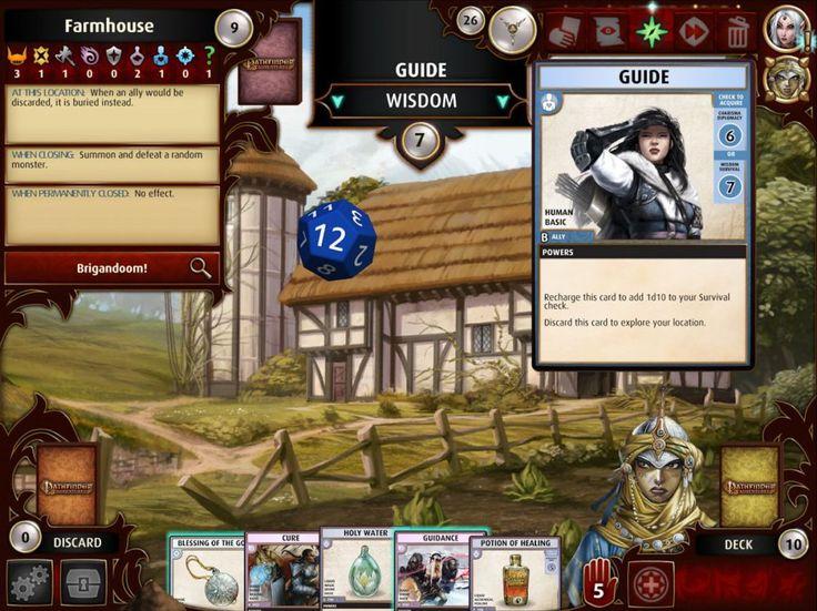 Pathfinder Adventures : quand le jeu de rôle papier se fait mobile - http://www.frandroid.com/android/applications/jeux-android-applications/356327_pathfinder-adventures-jeu-de-role-papier-se-mobile  #ApplicationsAndroid, #Jeux