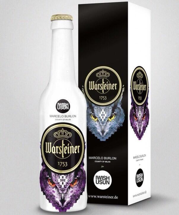 Warsteiner beer