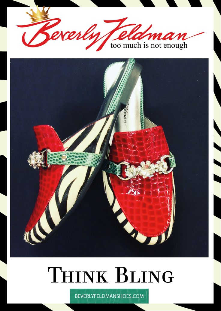 The most likes of any shoe I ever posted. Must mean something. Hopefully it means you also like it, want it, buy it. An exclusive web design, not offered anywhere else except at http://beverlyfeldmanshoes.com/loafe…/bling-thing-multi.html Comfort plus Bling because too much is not enough. #beautiful #stylish #designer #shoelover #shoediaries #loafers #womensshoes #agelessstyle #fashionovrfifty #fashionbloggers #fashiongrsm #shoedazzle #fashiondaily #swag #dope #womenentrepreneurs…