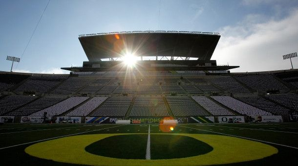 Football Friday: The Top 10 College Football Stadiums