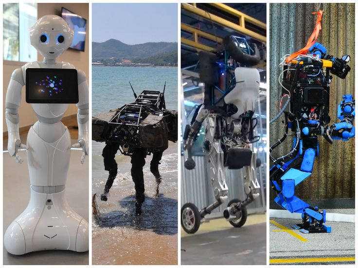 SoftBank Robotics picks up two of the most talented and innovative robotics companies in the world