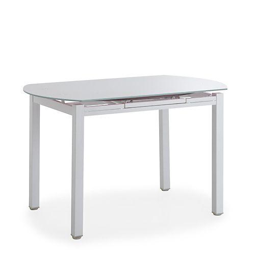 table ronde rallonge ikea cheap voir cette pingle et duautres images dans shopping ikea table. Black Bedroom Furniture Sets. Home Design Ideas