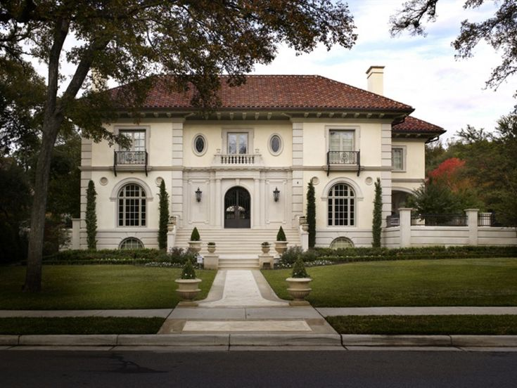 Larry E. Boerder Architects, An Award Winning Residential Architectural  Design Firm, Sets The Standard For Classical Home Design In Dallas.