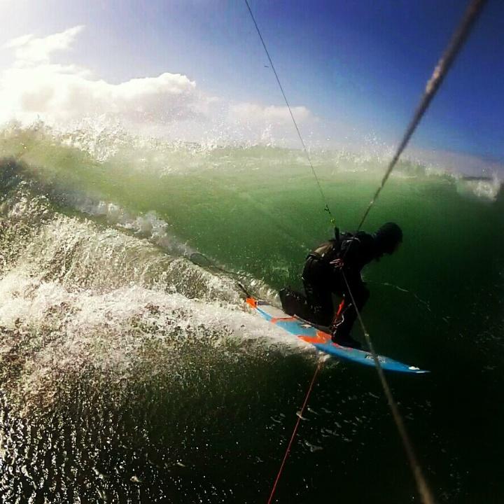 Strapless Kitesurfing - Strapless riders