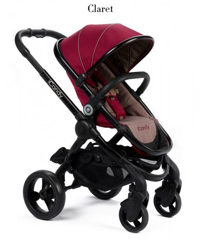 Icandy Peach 2016 Claret | Baby Accessories
