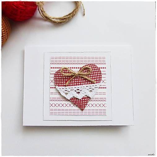 misha_cards / ... z lásky k tradíciám
