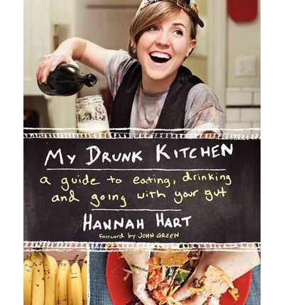 One day, sad cubicle dweller and otherwise bored New York transplant Hannah Hart decided, as a joke, to make a fake cooking show for her friend back in California. She turned on the camera, pulled out some bread and cheese, and then, as one does, started drinking. (Doesn't everyone cook with a spoon in one hand and a bottle of wine in the other