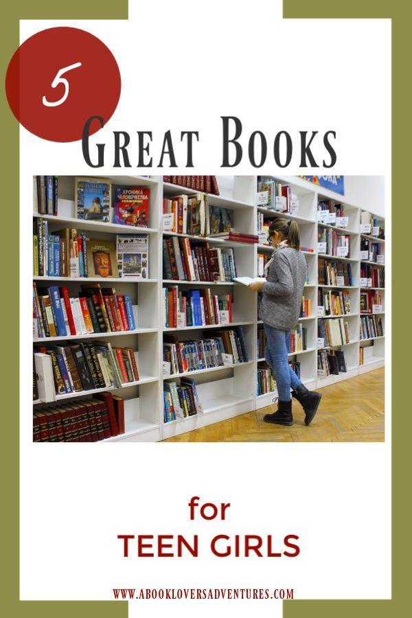 best-books-for-teen-girls