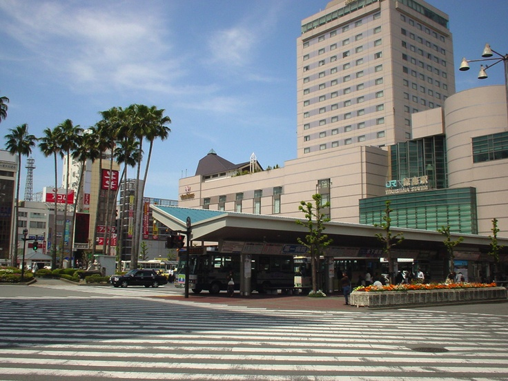 JR Tokushima station