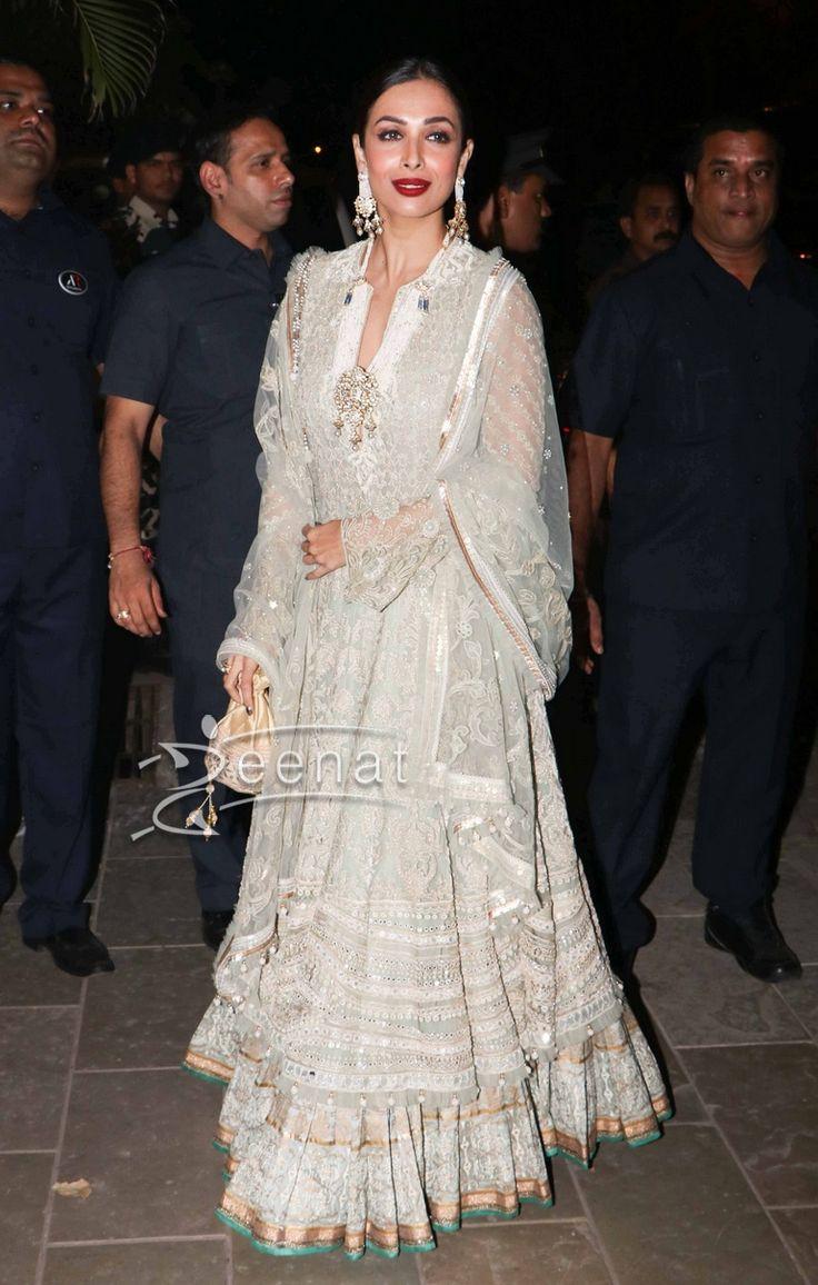 #MaiaikaAroraKhan in #TarunTahiliani #desilook #Anarkalichuridar #salwarkameez #indianfashion #fashionblogger #bollywooddesigner