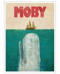 Moby-Print unframed DIN Portrait-A1