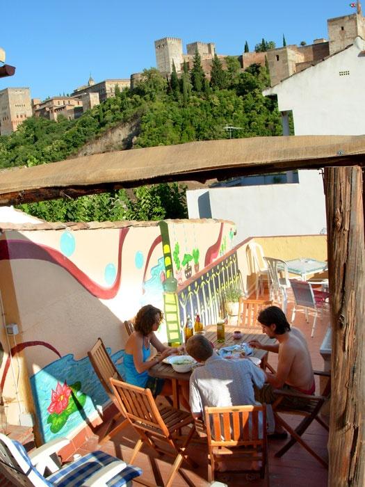 El Numero 8 apartments Granada, Albaicin