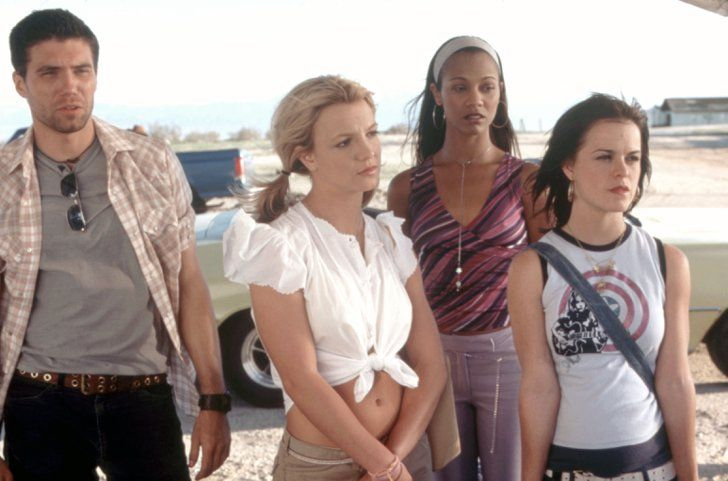 Pin for Later: 19 Teen Movies on Netflix Worth Revisiting Crossroads If you haven't seen Britney Spears's 2002 movie, you should just stop what you're doing and watch it now. Watch it now.
