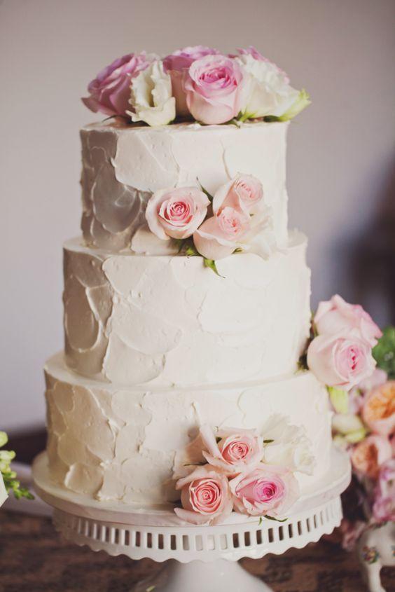 Featured Photographer: Amanda Patrice Photography; Wedding cake idea