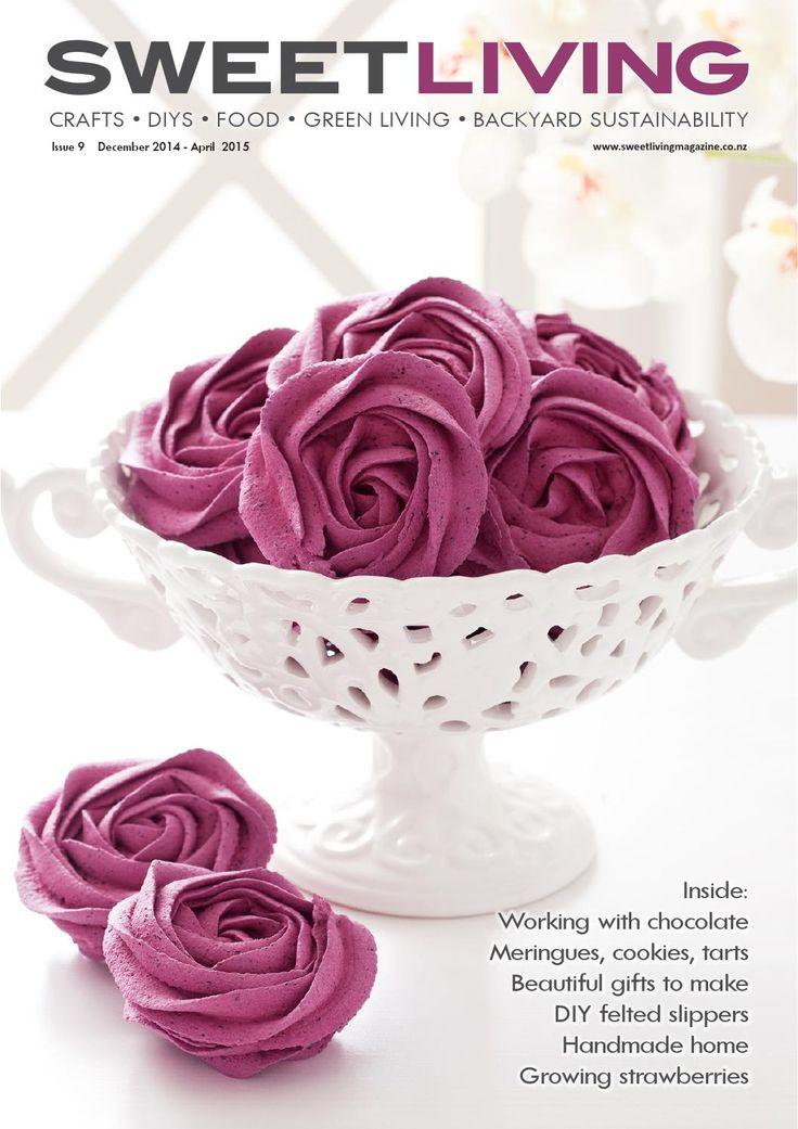 Crafts, DIYs, baking, backyard sustainability - free magazine full of inspirational ideas and projects.