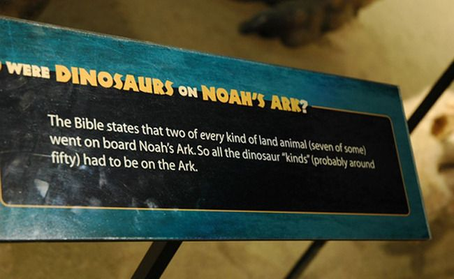 State Of Kentucky Orders State To Give Millions To Noah's Ark Theme Park