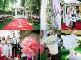 Wedding design by La Florista www.laflorista.cz