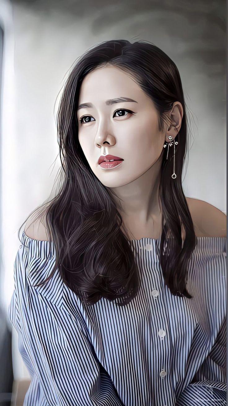 TENASIA   [PHOTO] Actress Son Ye-jin in Close Up Shots