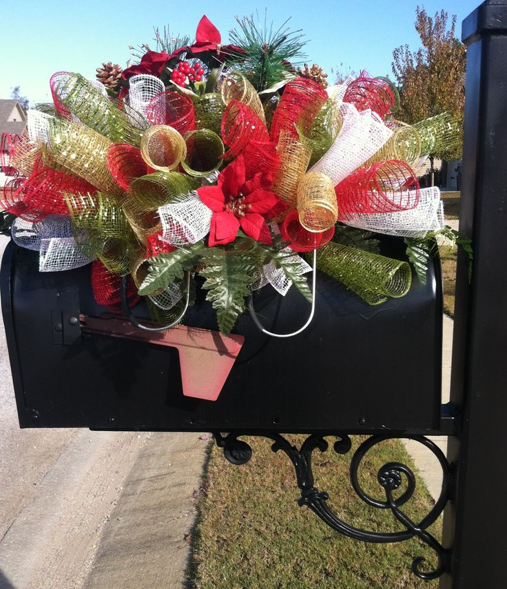 Holiday Custom Order For Christmas Saddle Use As A Mailbox Table Or Headstone Saddle 50