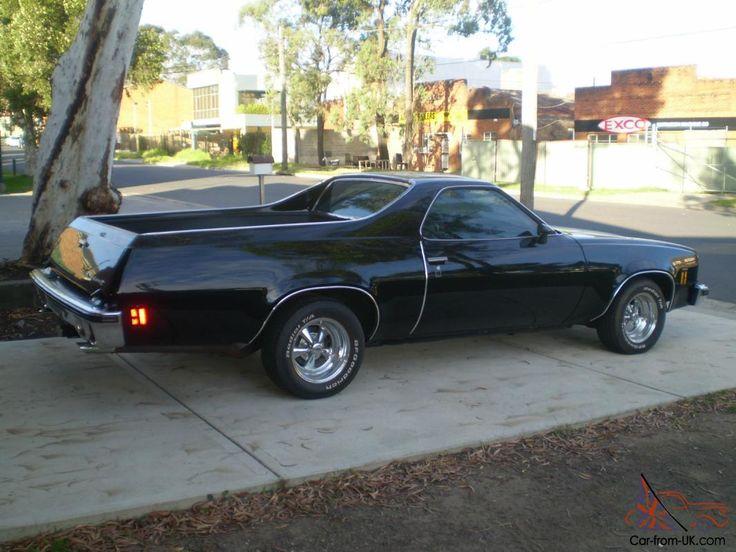 1974 El Camino   1974 Chevrolet EL Camino SS 454 for sale